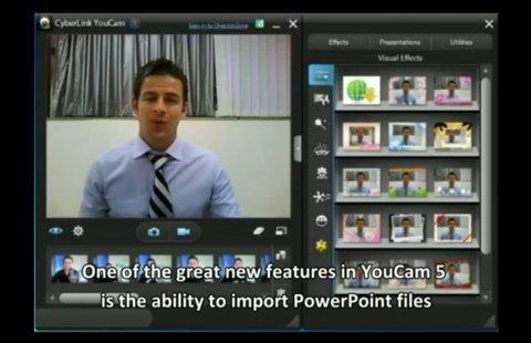 Conoce cómo crear presentaciones con YouCam