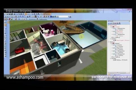 Conoce las funciones de Home Designer