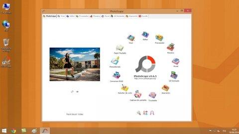 Crea animaciones GIF con Photoscape