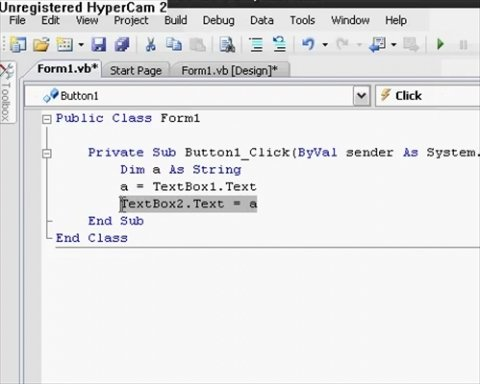 Crea aplicaciones con Visual Basic