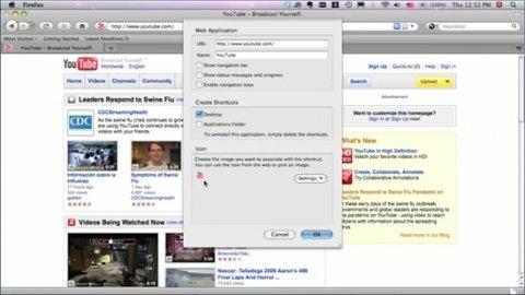 Crea aplicaciones de escritorio desde servicios web