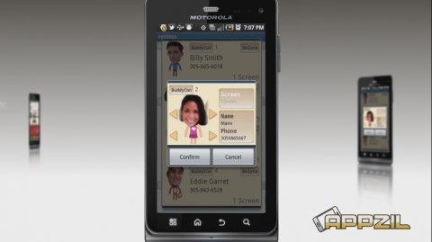 Crea divertidos avatares con las fotos de tus contactos