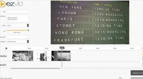 Crea vídeos y presentaciones fotográficas