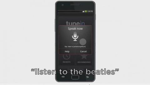 Cualquier emisora de radio en tu teléfono móvil