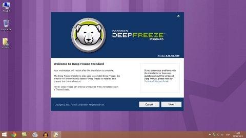 Deep Freeze schnell und einfach deinstallieren