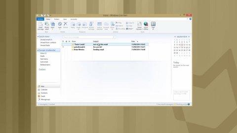 E-Mail-Konto mit Windows Live Mail einrichten