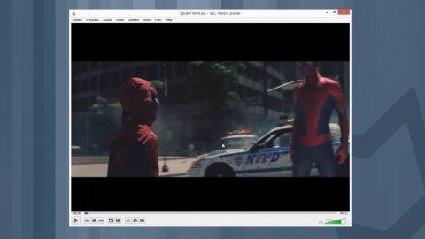 Einfügen von Untertiteln mit VLC Media Player