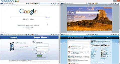 Demostración de SlickScreen