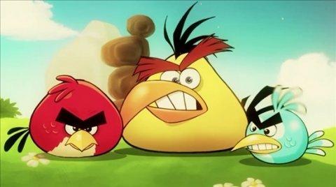 Descubre Angry Birds