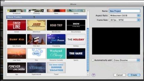Descubre las nuevas posibilidades que te ofrece iMovie