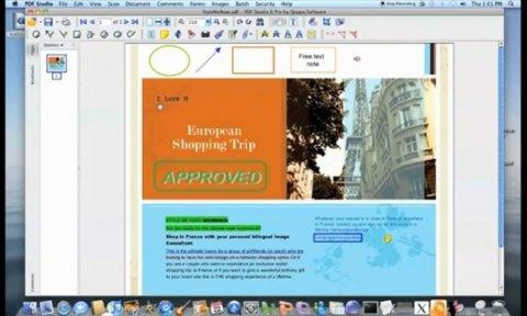 Edición de archivos PDF