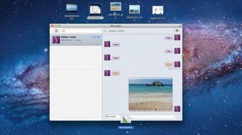 Nuevo software de mensajera instantánea de Mac OS X
