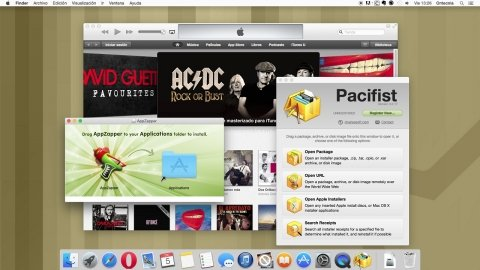 Elimina iTunes 12 de tu Mac y reinstala iTunes 11