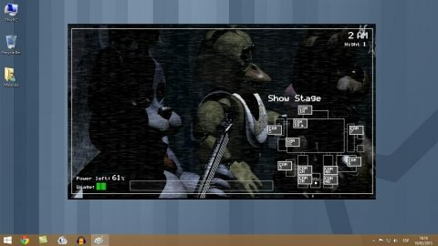 Five Nights at Freddy's, the most terrifying game in the world