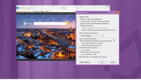 How to optimize Internet Explorer 11