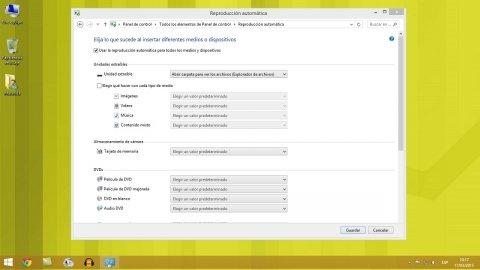 Evita virus desactivando la reproducción automática de unidades USB