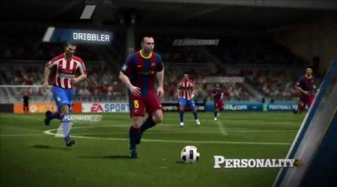 FIFA 11, el juego de fútbol definitivo