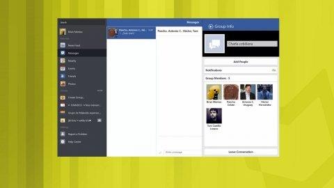Comment créer des conversations en groupe sur Facebook