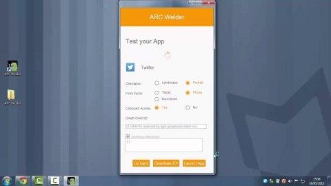 Comment ouvrir des applications Android sur Chrome avec ARC Welder