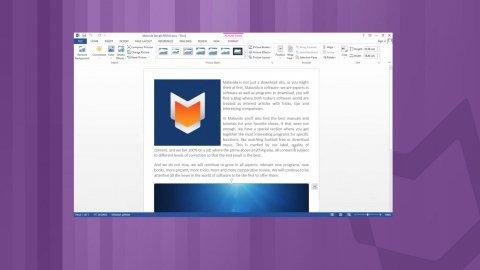 Comment réduire la taille des documents de Word 2013
