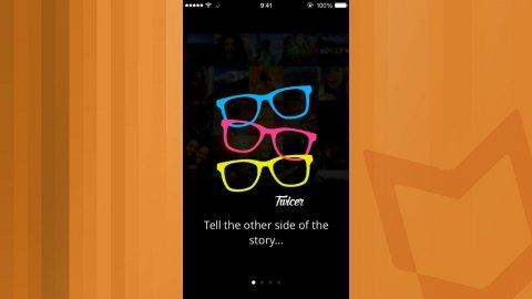 Graba video con las dos cámaras de tu iPhone con Twicer