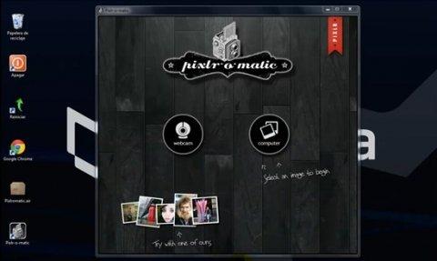 Aprende a usar Pixlr-o-matic, un 'Instagram' para Windows