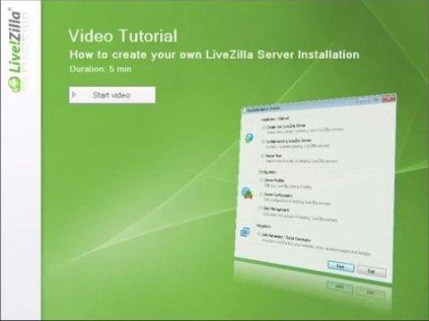 Instalación de LiveZilla
