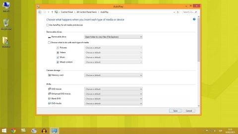 Blocca l'autoplay delle USB ed evita virus