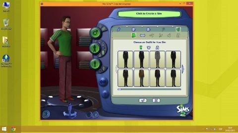 Crea e gioca con il tuo Sim personalizzato