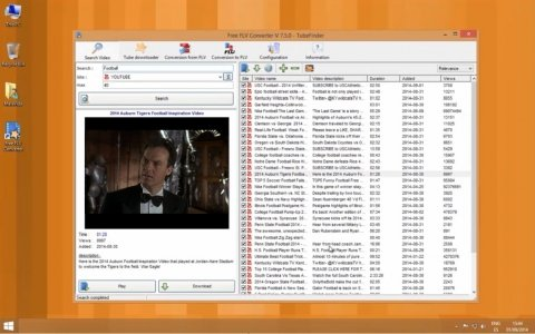 Scarica video da YouTube in vari formati con Free FLV Converter