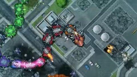 La serpiente robótica anuncia su llegada