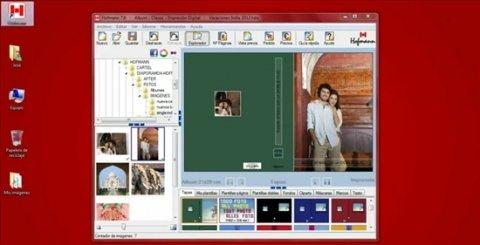 La solución para crear e imprimir tus álbumes de fotos personalizados