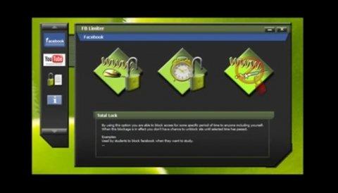 Limita el acceso a Facebook desde tu PC