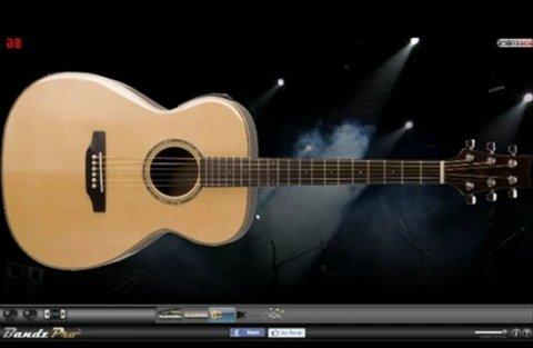 Los instrumentos de BandzPro, en vivo