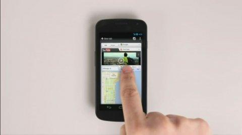 Navega en Android con Chrome