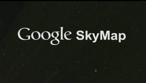Observa los astros con Google Sky Map