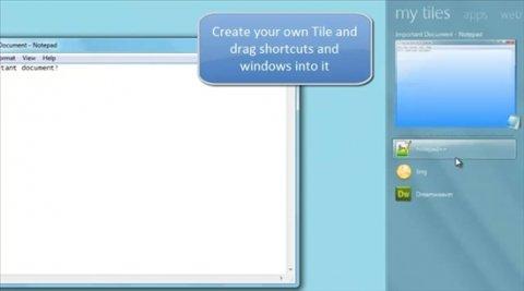 Organiza tus aplicaciones y ventanas en ejecución