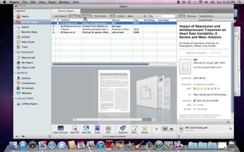 Organiza y gestiona tu librería de documentos