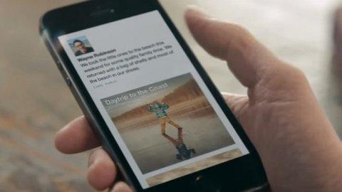 Paper, el nuevo lector de Facebook