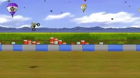 Presentación de Mad Skills Motocross