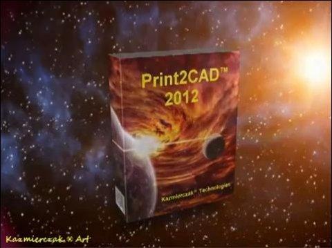 Presentación de Print2CAD 2012