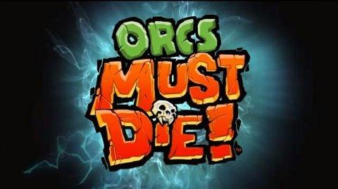 Presentación Orcs Must Die!