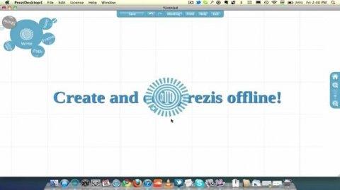 Presentación Prezi Desktop