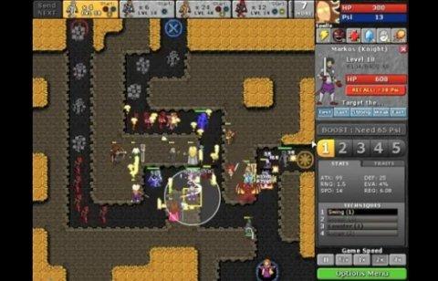 RPG, estrategia y defensa de la torre en un título único