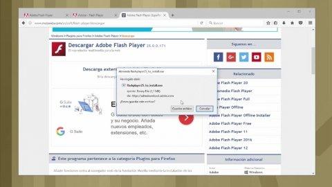 Как обновить Adobe Flash Player в Firefox