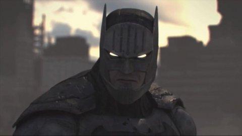 Tráiler cinemático de DC Universe Online