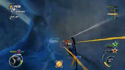 Tráiler oficial de lanzamiento de SkyDrift