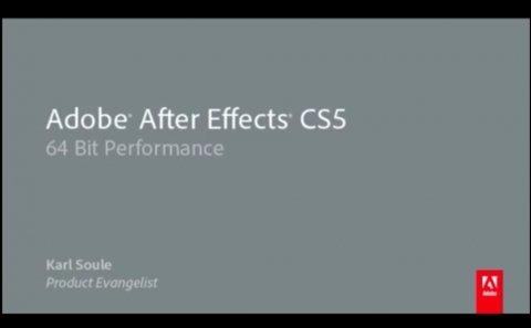 Una muestra de las posibilidades de After Effects
