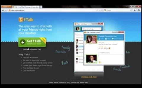 Una nueva forma de chatear con tus amigos de Facebook