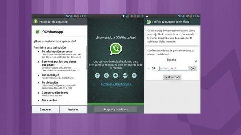Usa dos números de Whatsapp en el mismo móvil